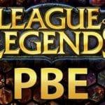 Free PBE Accounts Lol 2021 | League Of Legends Pbe Account
